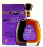 1931 81st Anniversary Bottle&Box-USE