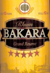 Bakara 12 YO Label-RG1