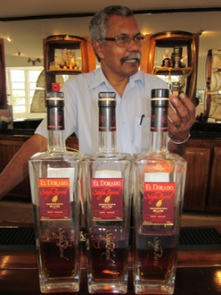 Carl Kanto & 3 ElDo Single Barrel Rums