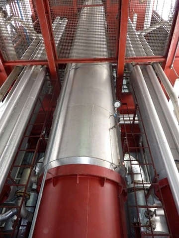 Cartavio Continuous column still