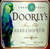 Doorly's 12 YO Label-RG1