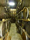 From the looks of these barrels stacked high, I doubt La Mauny will be running short of rhum anytime soon