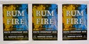 Justifiably Proud Rum Fire Posters at Hampden Estate.