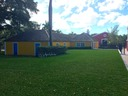 More colorful buildings on John Watling's estate grounds