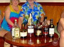 Nightly tasting session focused on some of the different styles of rum found thoughout the Caribbean-RG1