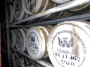 Rhum is aged in well managed barrels