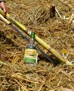 Using only its own yellow, red and bleu cane, bottle, La Distilleris J.M produces fine rhum
