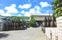 You'lI love the smell of rum aging upon your arrival at St. Lucia Distillers